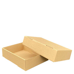 NYPACK KAĞIT AŞ. - Kapaklı Kutu 27,5x20x6,8cm
