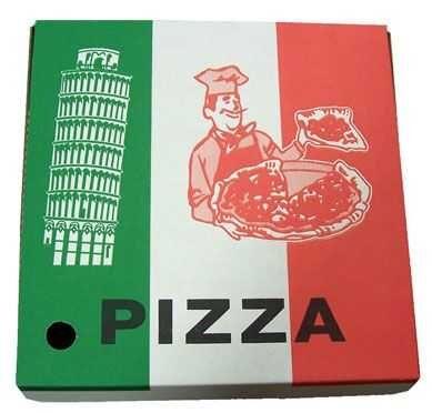 Pizza Kutusu 14''