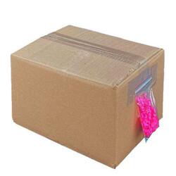 Zigzag Kırpık Kağıt Fuşya - 250gr - Thumbnail