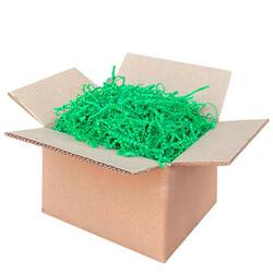 NYPACK KAĞIT AŞ. - Zigzag Kırpık Kağıt Çam Yeşili - 250gr