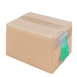 Zigzag Kırpık Kağıt Çam Yeşili - 250gr - Thumbnail